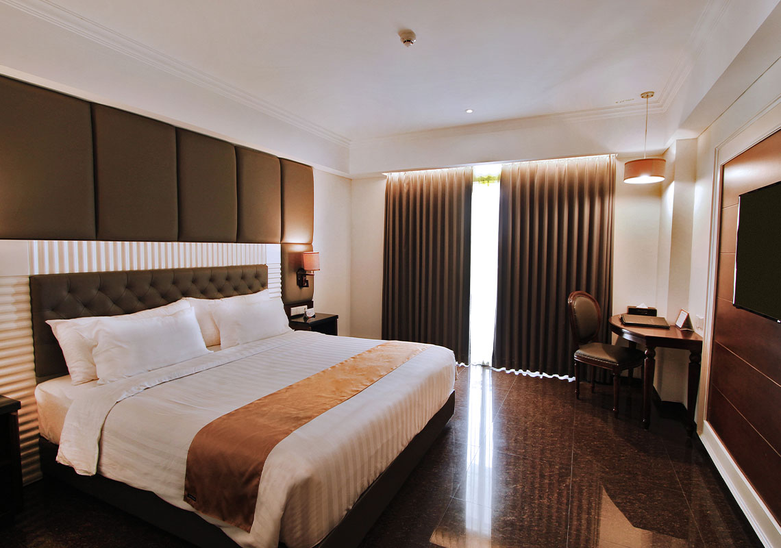 Deluxe Room - Grand Rohan Jogja