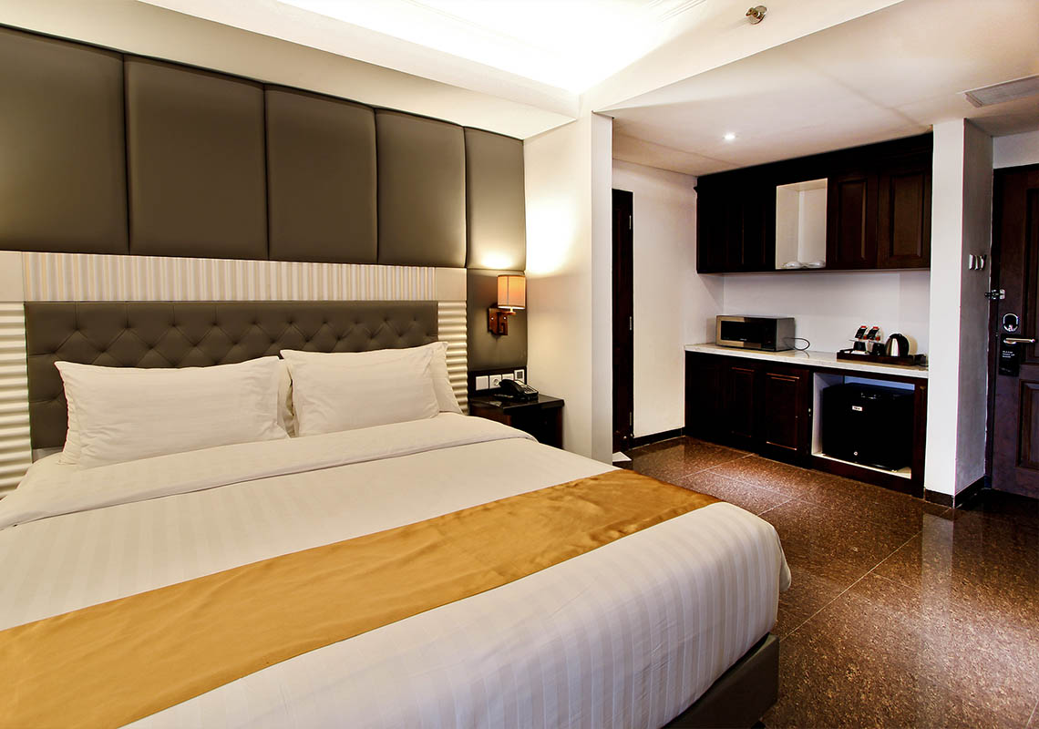 Executive Room 2 - Grand Rohan Jogja