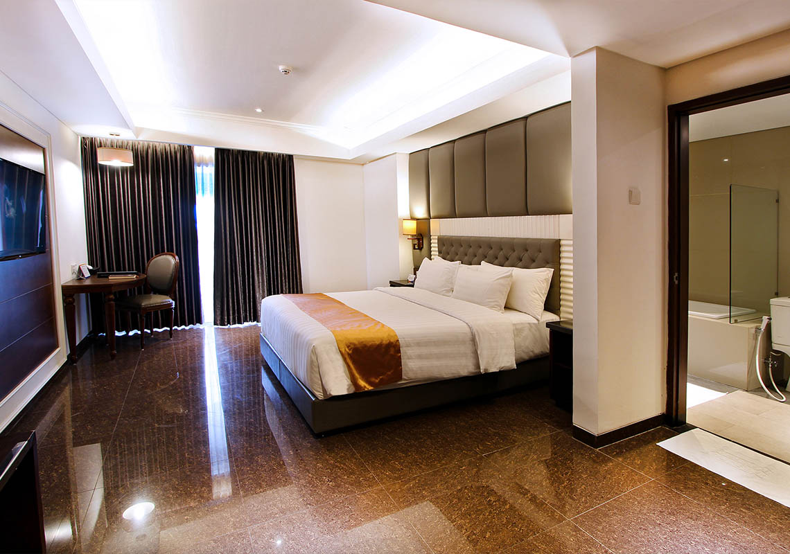 Executive Room - Grand Rohan Jogja