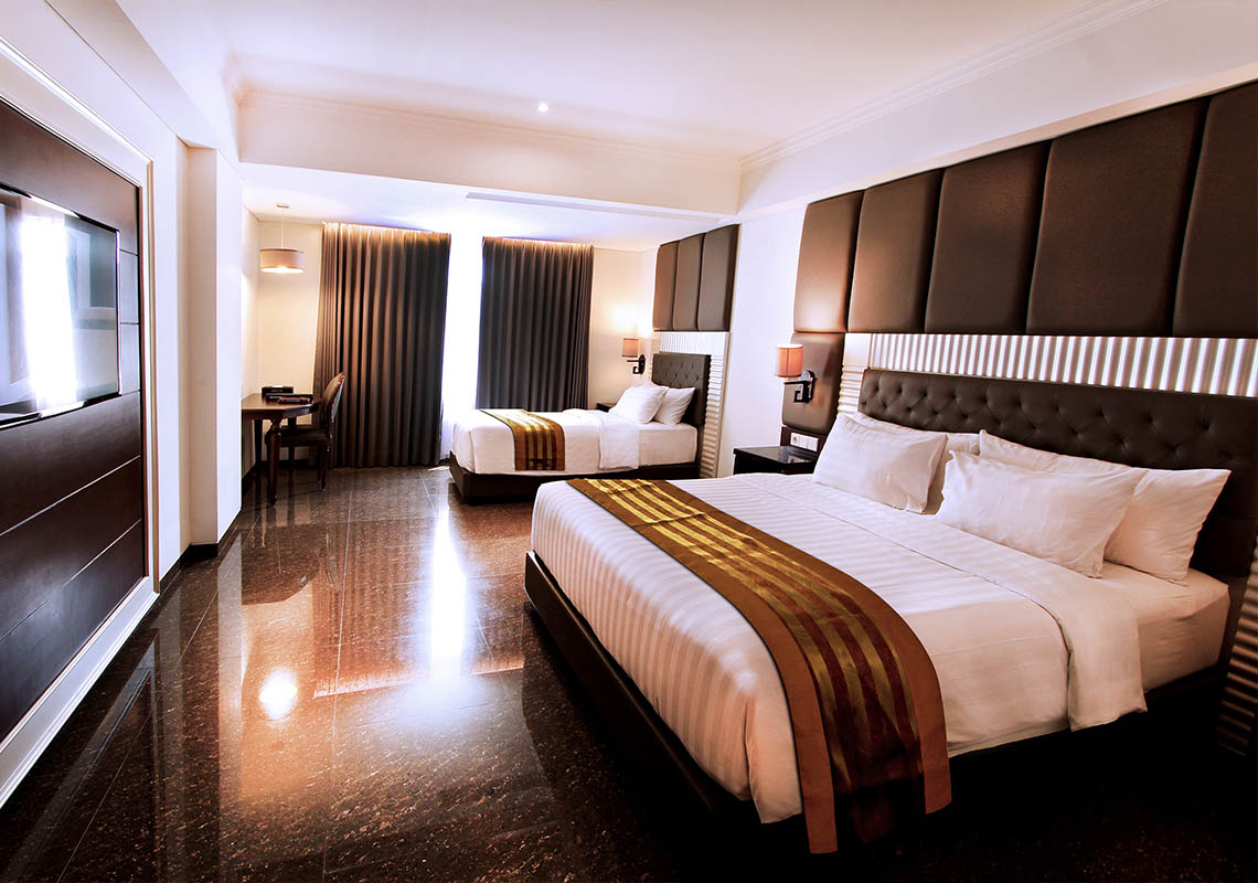 Family Room - Grand Rohan Jogja