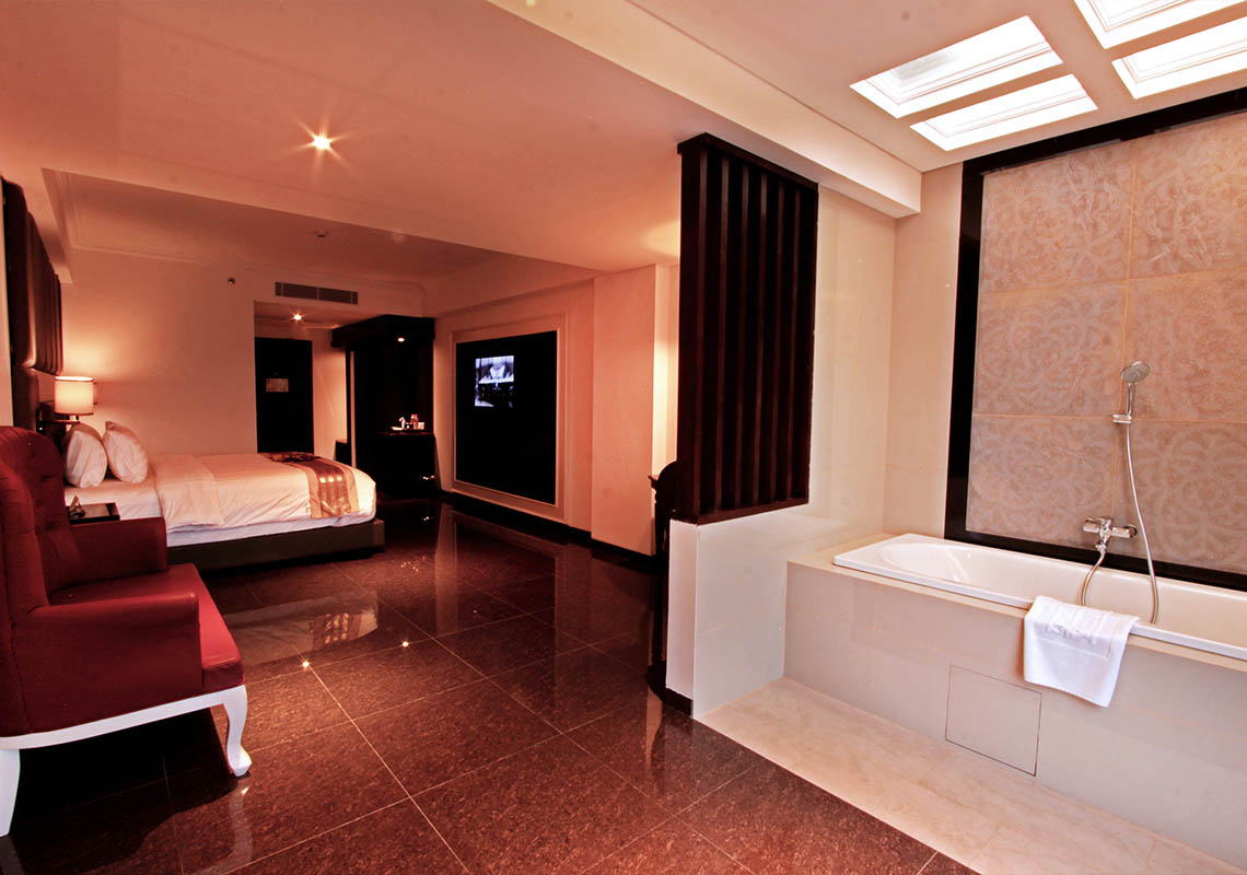 Honeymoon Room 2 - Grand Rohan Jogja