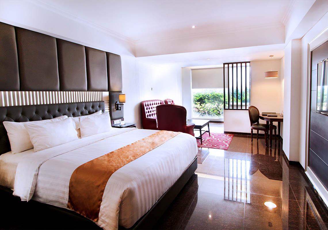 Honeymoon Room - Grand Rohan Jogja