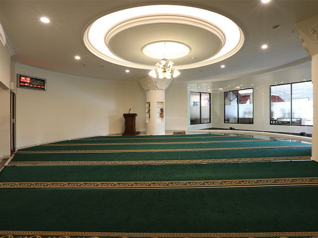 Masjid Al-Mi'raj Grand Rohan Jogja