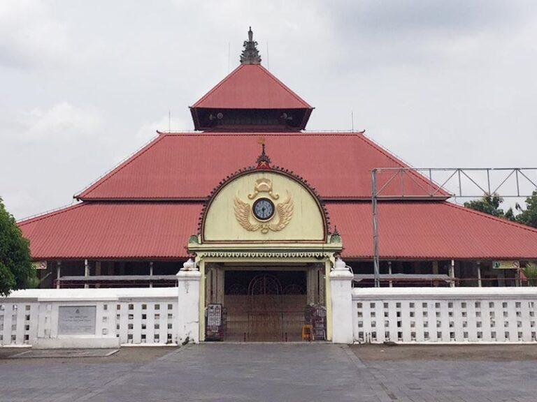 Masjid Ghede Kauman Yogyakarta