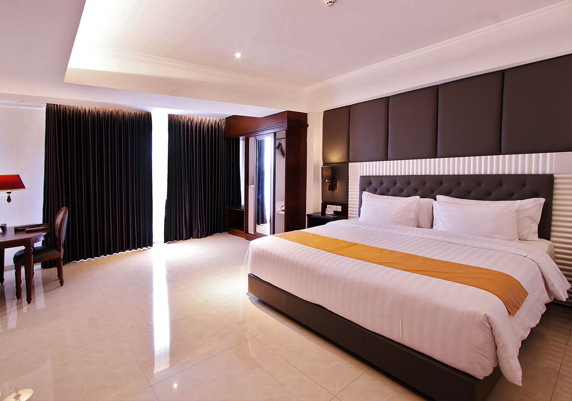 Premium Suite Room - Grand Rohan Jogja