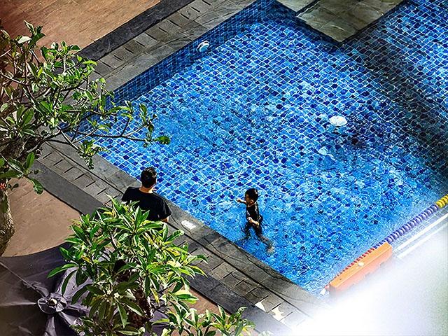 Swimming Pool 2 Grand Rohan Jogja